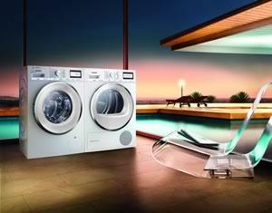 西门子 siemens 洗衣机 干衣机