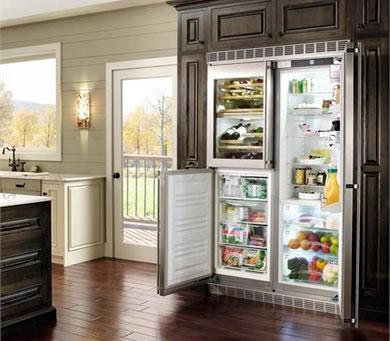 冰箱安装步骤图解