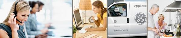 GE家用电器 厨房电器售后服务支持