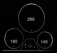 GE电磁感应灶型号 图片 技术参数
