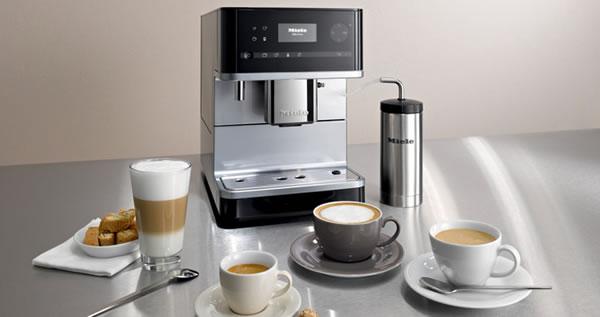 Miele咖啡机