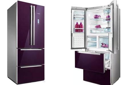 BOSCH混合冷冻力多门冰箱设计 技术介绍