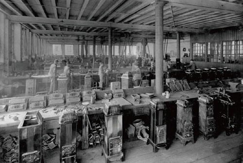 kuppersbusch厨电工厂