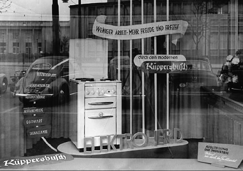 kuppersbusch厨电
