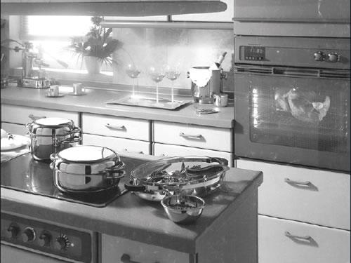 kuppersbusch嵌入式厨房电器