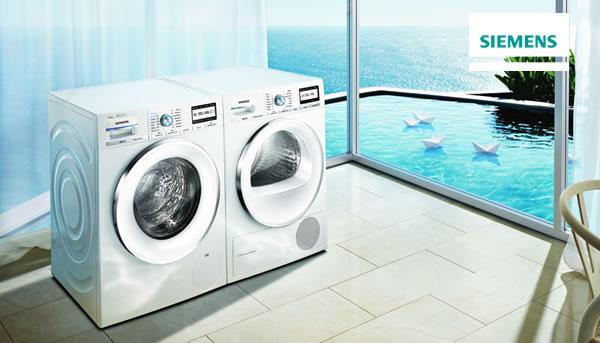 SIEMENS西门子iQ100系列洗衣机