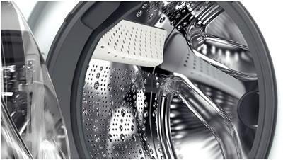 SIEMENS西门子iQ100系列洗衣机3D正负洗技术