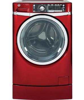 GE能源之星前开门洗衣机GFWR4805FRR