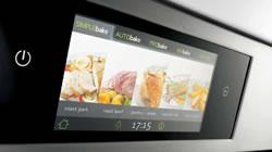 ASKO烤箱触控 直观控制界面
