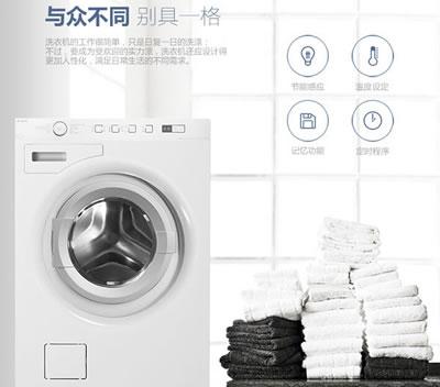 ASKO洗衣机W6564W外形设计