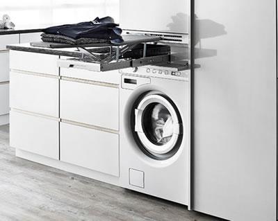 ASKO洗衣机W6564W安装使用