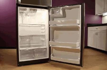 通用电气GE新概念冰箱内置饮水机