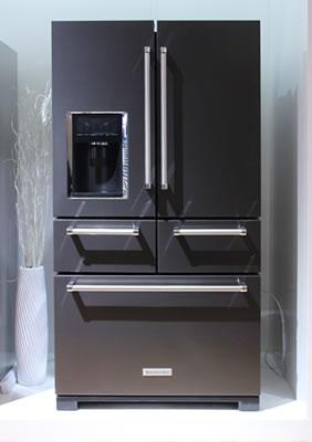 惠而浦KRMF706EBS冰箱之尊贵美学