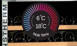 TRANSTHERM酒柜温度适应