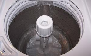 Speed Queen洗衣机减少缠绕清洗更洁净