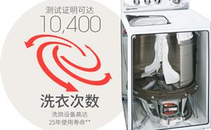 Speed Queen洗衣机超级耐用