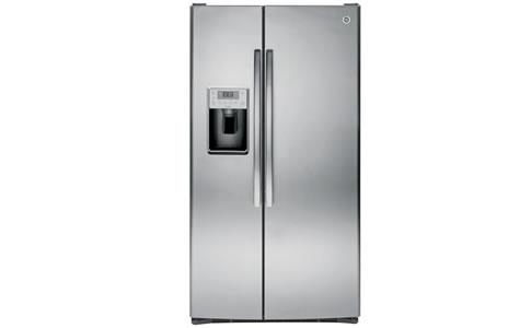 GE PROFILE系列双开门冰箱PSS28KSHSS