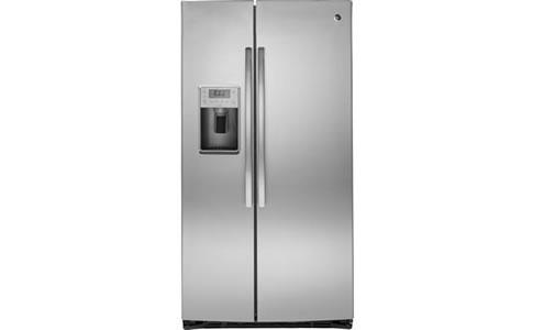 GE PROFILE系列双开门冰箱PSE25KSHSS