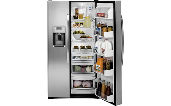 GE PROFILE系列双开门冰箱