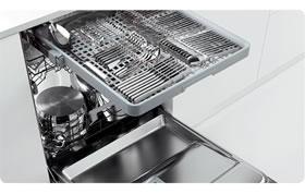 惠而浦 Whirlpool洗碗机灵活空间第三机架