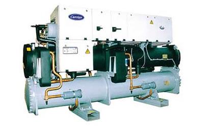Carrier开利30HXC冷水机组