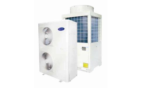 Carrier雅居易小型涡旋式风冷冷水/热泵机组30WQ/61WQ