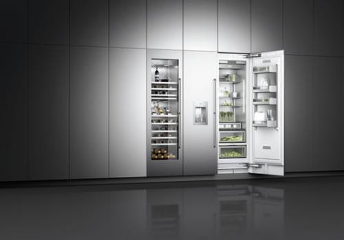 GAGGENAU推出全新Vario400系列冰箱酒柜