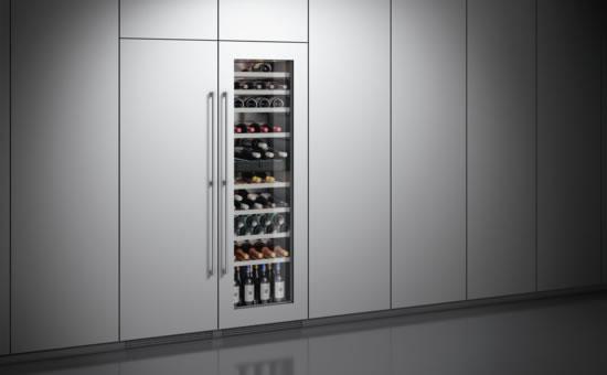 Gaggenau推出2款200系列新型葡萄酒柜