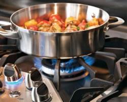 GE燃气灶安全烹饪