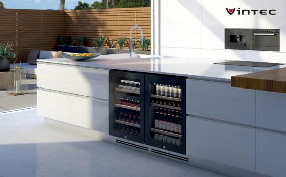 Vintec多款酒柜与ELECTROLUX亚太区达成战略合作