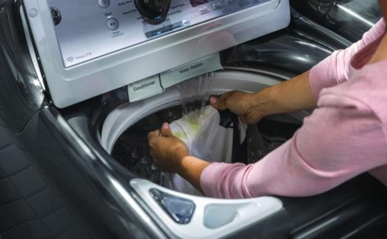 GE洗衣机三项首创技术