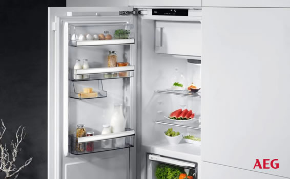 AEG冰箱