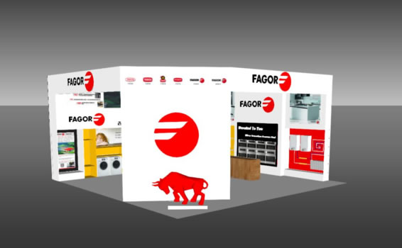 FAGOR将参展中国顺德家电博览会