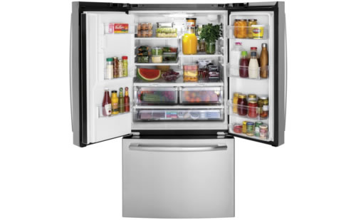 GE新价值法式门冰箱