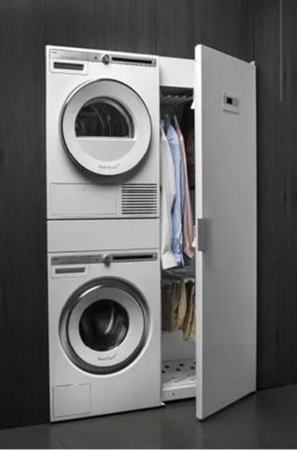 竖放AKSO洗衣机