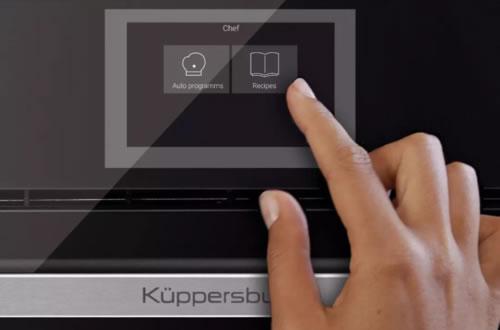Küppersbusch电器设计的创新