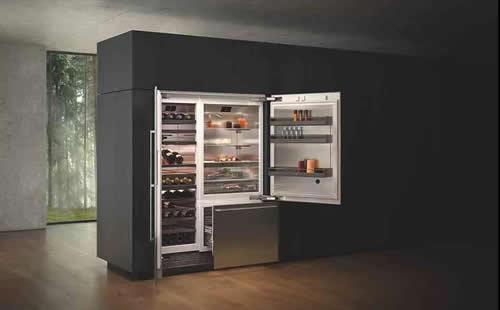 GAGGENAU Vario cooling 400系列超大组合式冰箱和酒柜