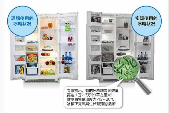 电冰箱抗菌、除菌技术及相关检测标准