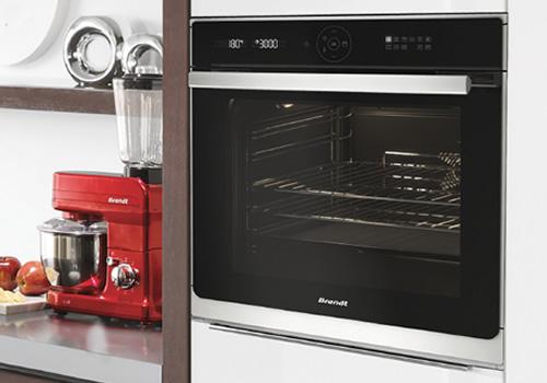 BRANDT烤箱选用什么样的控温方式?