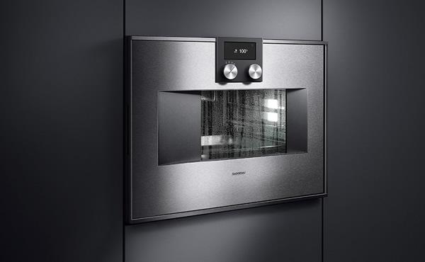 Gaggenau烤箱设计真的是戳到人心 如果想成为烘培达人 就一定要看过来