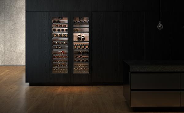 Gaggenau酒柜使用说明 语言设定 温度设定 屏幕亮度设定等操作步骤